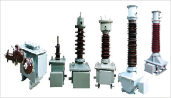 Oil filled Potential Transformers / Voltage Transformers